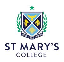 St Mary's St Kilda logo