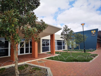 St Paul's College building